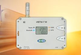 Новый ИВТМ-7 М GSM-регистратор температуры и влажности