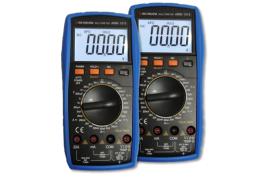 Новые портативные цифровые TrueRMS мультиметры Актаком АММ-1015 и АММ-1037